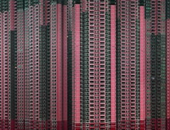 Architecture of Density #101 – Michael Wolf, Photography, Architecture, City