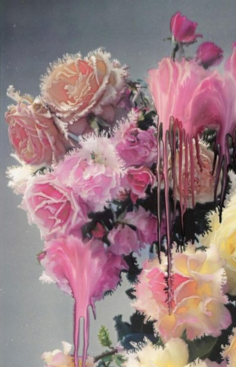 Rose 1 – Nick Knight, Photography, Pink, Rose, Flower, Art, Light, Contemporary  For Sale 3