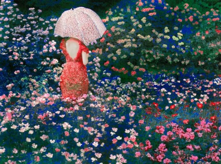 Umbrella, from the series 'The Garden' – Erik Madigan Heck, Flower, Garden For Sale 2