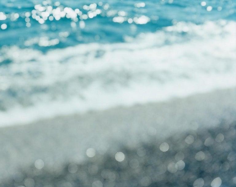 Between the Sea and the Mountain –Kumano 14,DK-335 – Risaku Suzuki, Beach, Sea - Contemporary Photograph by Risaku Suzuki
