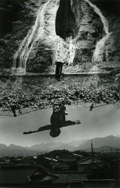 WARNING #47 – Kosuke, Photography, Art, Abstract, Black and White, Statue, Sky