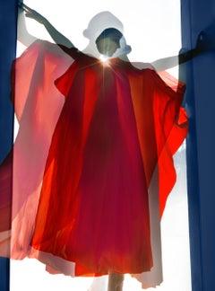 Double Exposure Sunlight, The Garden  – Erik Madigan Heck, Pool, Woman, Fashion