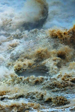 The Tempest (2020) #07 – Jun Ahn, Photography, Ocean, Water, Waves, Colour, Art