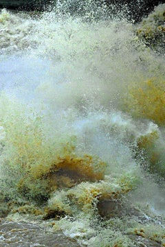 The Tempest (2020) #05 – Jun Ahn, Photography, Ocean, Water, Waves, Colour, Art