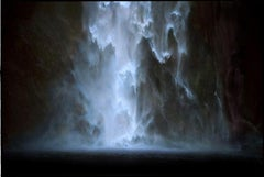Untitled #17 - CL SH686 N26 – Bill Henson, Waterfall, Water, Nature, Landscape