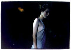 Untitled #16 - CB/KMC 8 SH 200 N13 – Bill Henson, People, Portrait, Monochrome
