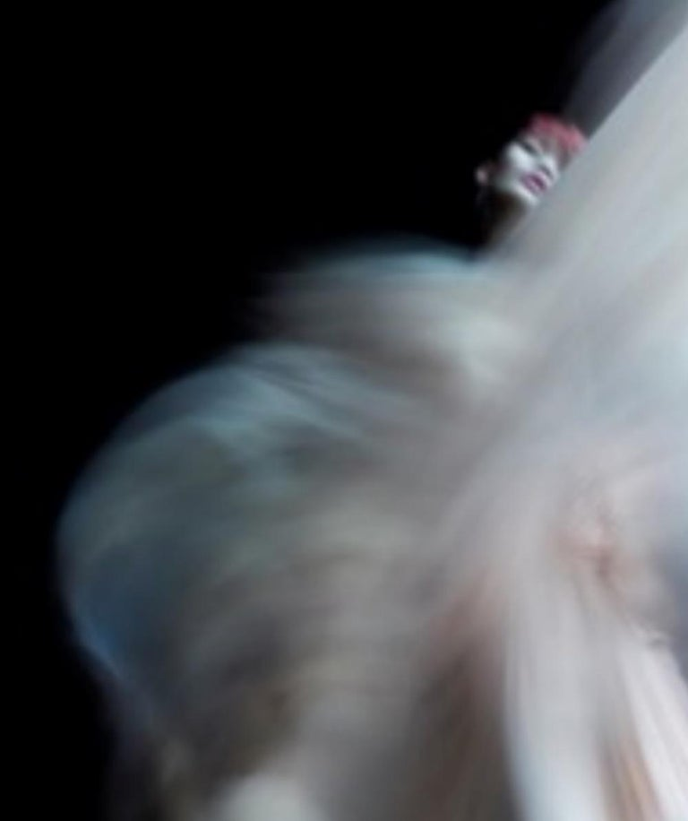 Ming Xi wearing Chanel Haute Couture – Nick Knight, Photography, Fashion, Dress For Sale 2