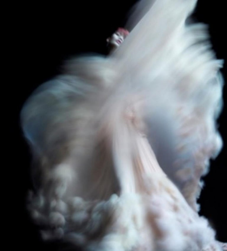 Ming Xi wearing Chanel Haute Couture – Nick Knight, Photography, Fashion, Dress For Sale 3