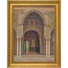 Moorish Palace at Seville