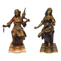 Pair of Female Gypsies