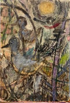 """The Bird"" Mid Century NYC Female Artist Brooklyn Museum"