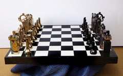 """Chess Set"" , 2000"