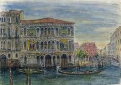 """Mosaic Palace on Grand Canal"""
