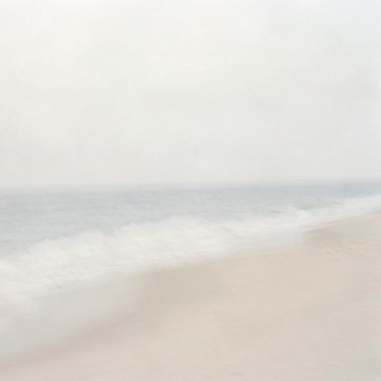 Leslie Sokolow Landscape Photograph - Sagaponack Walk.