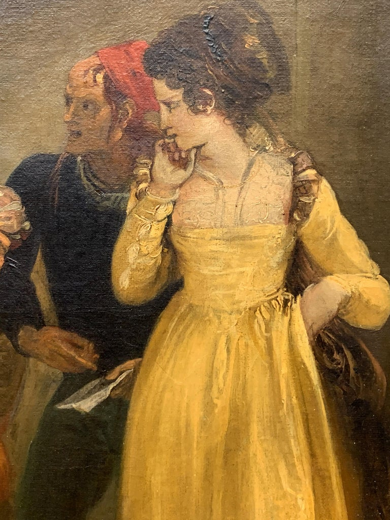 Katherine and The Tailor (From Taming Of The Shrew by Shakespeare) For Sale 4