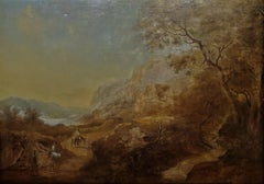Old Master Landscape by a Follower of Jan Both