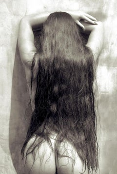 Sarah- Black and White Photography, 20th. Century, Archival Print,Sensual, Nude