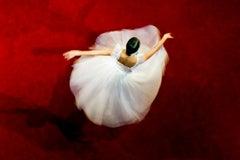 Dancer - Color Photography, 21st Century, Archival Print, Dance,Vienna, Romantic