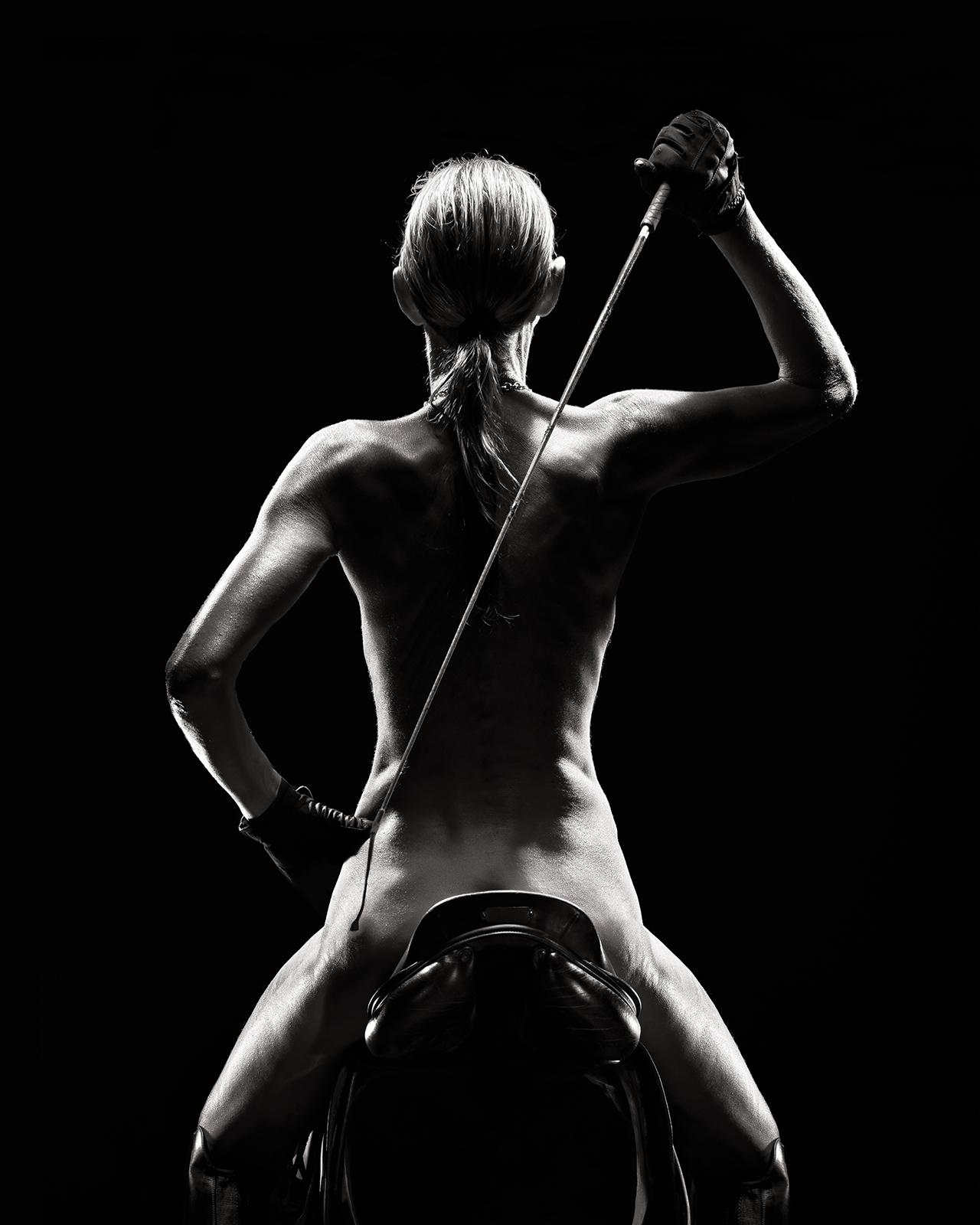 'Saddle, Whip, Nude'- Signed limited edition archival pigment print,Edition of 5