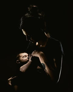 'Madonna and Child'- Signed limited edition archival pigment print,Edition of 5