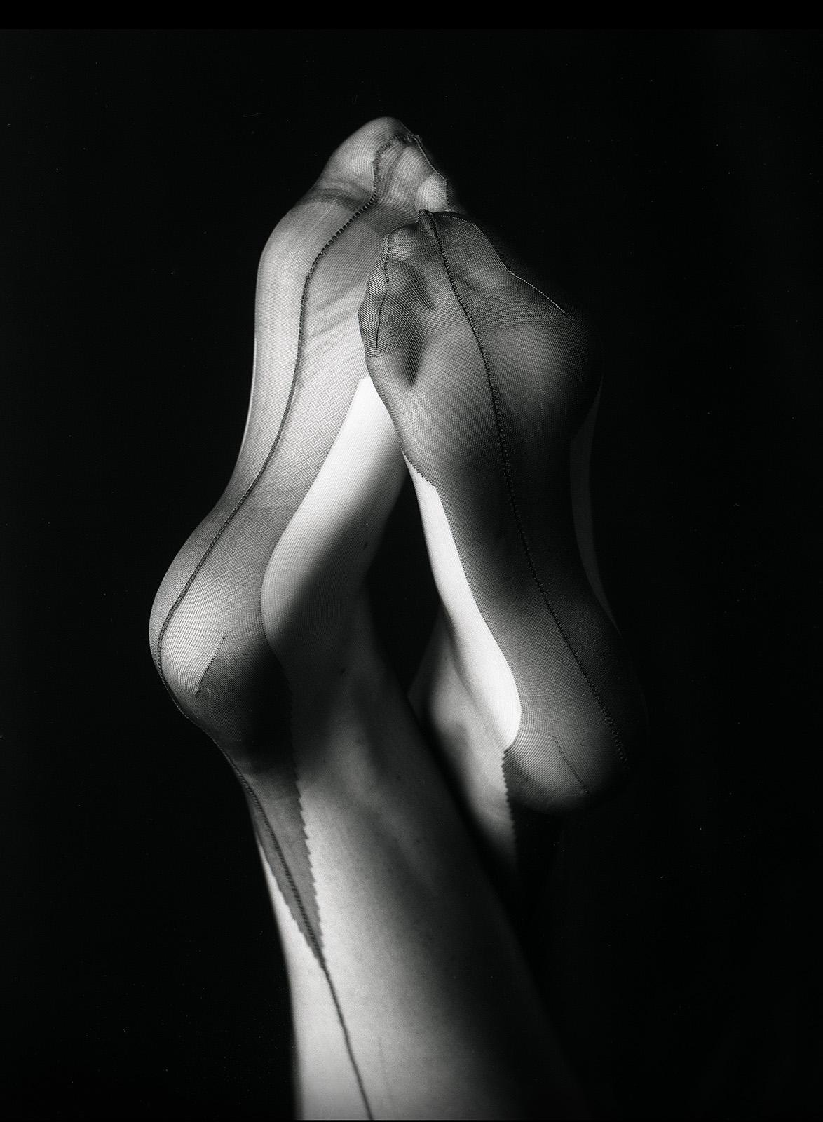 Put Your Feet Up - Signed limited edition archival pigment print by Geoff Halpin