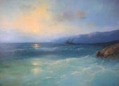 Ocean in Cobalt