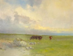 Cows in Meadow