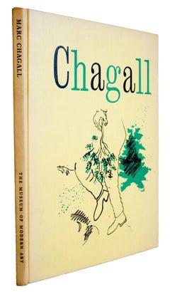 "Marc Chagall The Museum of Modern Art-10.25"" x 7.75""-Book-1946-Modernism-White"