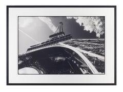 """Tour Eiffel,"" - Black and White Photograph of the Eiffel Tour in Paris, France"