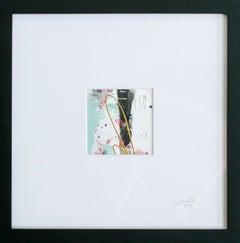 California Gold No. 2- Small Contemporary Abstract Painting