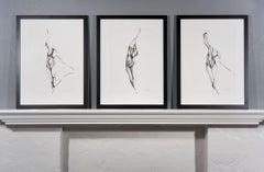 Pose Triptych