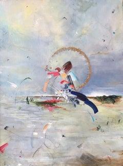 JON MULHERN, American Renaissance, abstract landscape