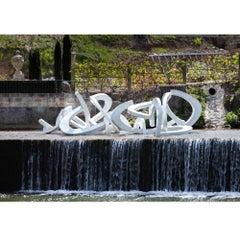 """Vorläufige Beruhigung (""""Preliminary calming""""), Jörg Bach, 2009-2010, Abstract"""