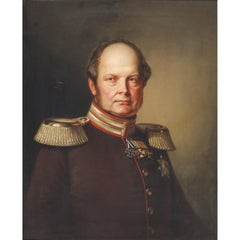 Franz Krüger, Portrait of King Frederick William IV, 1849-1857
