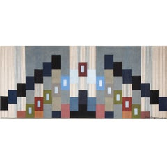 1980s Abstract Paintings