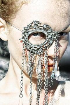 Monocole III - Karen Epstein - Abstract Contemporary Portrait Fashion Photograph