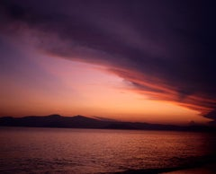Naxos 7 - Sunset Landscape Photography by Karen Evans