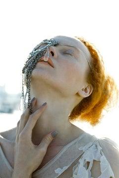 Storm Rider - Karen Epstein - Abstract Contemporary Portrait Fashion Photography