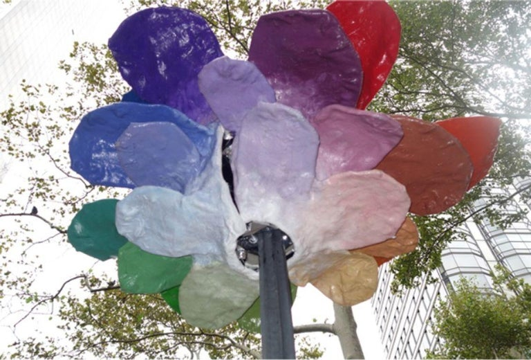 Emet Sosna Figurative Sculpture - Muddled to Clarity