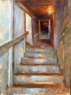 Stairway to Belltower