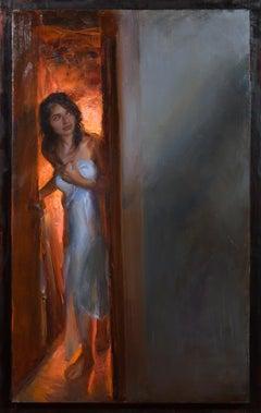 """Threshold"" Oil Painting"