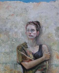 American Dreaming, Oil Painting