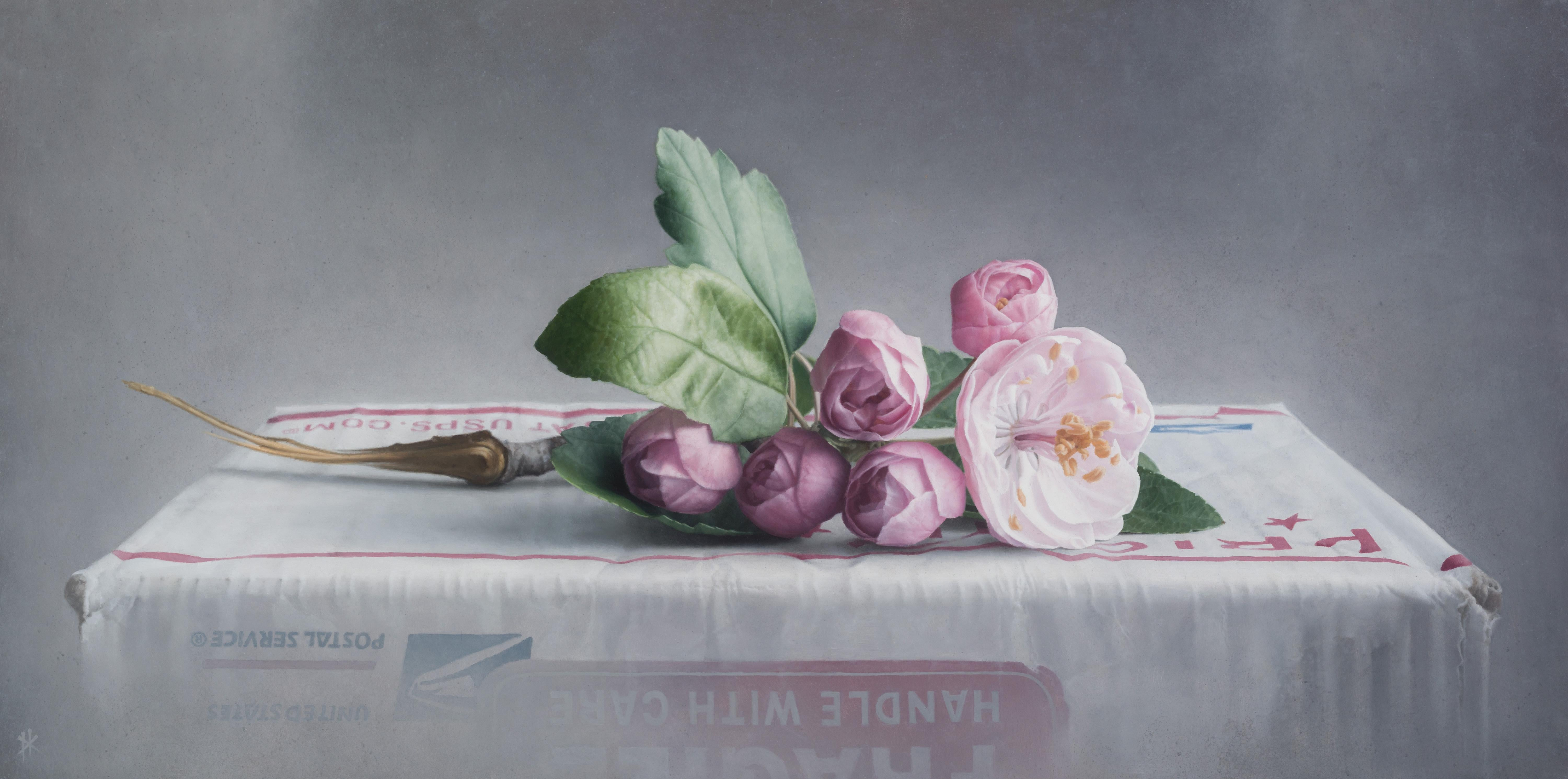 Spring Offering, Oil Painting