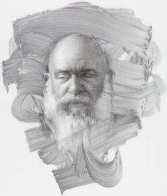 John, Graphite Drawing