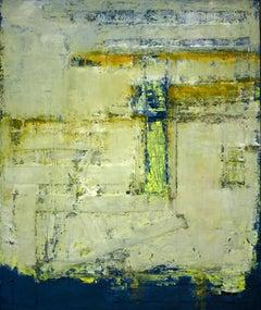 """""""Illuminate"""" Mixed Media Painting"""