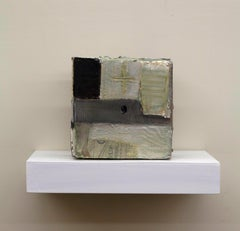 """Box 2"" Mixed Media Sculpture"