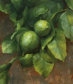 """""""Lemons"""", Oil Painting"""