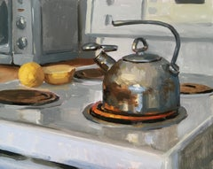 """""""Stovetop"""", Oil Painting"""