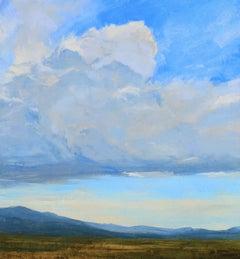 """Big Sky"" Oil Painting"