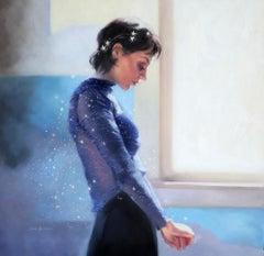 """Stardust"" Oil Painting"